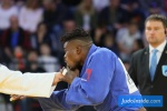Cedrick Kalonga (COD) - Grand Prix The Hague (2017, NED) - © JudoInside.com, judo news, results and photos