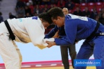 Faye Njie (GAM), Eric Ham (GBR) - Grand Prix The Hague (2017, NED) - © JudoInside.com, judo news, results and photos