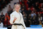 Sanne Van Dijke (NED),  Essimo (NED) - The Hague Grand Prix (2017, NED) - © JudoInside.com, judo news, results and photos
