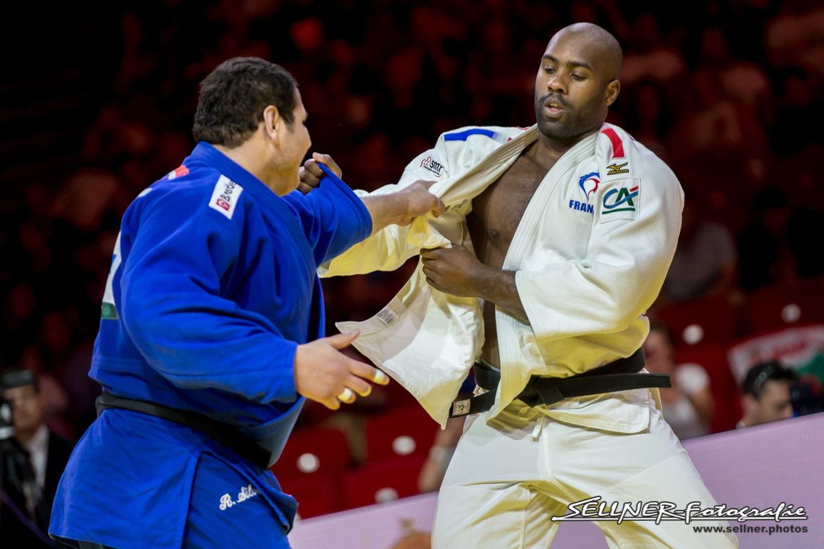 Judo dating are
