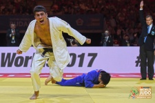Hidayet Heydarov (AZE) - World Championships Budapest (2017, HUN) - © IJF Media Team, International Judo Federation