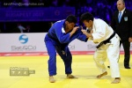 Ashley McKenzie (GBR), Ryuju Nagayama (JPN) - World Championships Budapest (2017, HUN) - © IJF Media Team, International Judo Federation