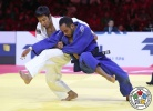 Diyorbek Urozboev (UZB), Nayr Pedro (ANG) - World Championships Budapest (2017, HUN) - © IJF Media Team, International Judo Federation