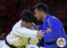 Ba-Ul An (KOR), Vazha Margvelashvili (GEO) - World Championships Budapest (2017, HUN) - © IJF Media Team, International Judo Federation