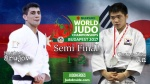 Rustam Orujov (AZE), ChangRim An (KOR) - World Championships Budapest (2017, HUN) - © IJF Media Team, IJF