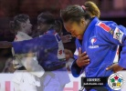 Clarisse Agbegnenou (FRA) - World Championships Budapest (2017, HUN) - © JudoHeroes & IJF, Copyright: www.ijf.org