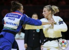 Daria Davydova (RUS), Martyna Trajdos (GER) - World Championships Budapest (2017, HUN) - © IJF Media Team, International Judo Federation