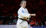 Sanne Van Dijke (NED) - World Championships Budapest (2017, HUN) - © JudoInside.com, judo news, results and photos