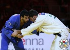 Nikoloz Sherazadishvili (ESP), Mammadali Mehdiyev (AZE) - World Championships Budapest (2017, HUN) - © IJF Media Team, International Judo Federation