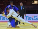 Luciano Corrêa (BRA), Benjamin Fletcher (IRL) - World Championships Budapest (2017, HUN) - © IJF Media Team, International Judo Federation