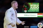 Miklós Cirjenics (HUN) - World Championships Budapest (2017, HUN) - © IJF Media Team, International Judo Federation