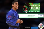 Tal Flicker (ISR) - World Championships Budapest (2017, HUN) - © IJF Media Team, International Judo Federation