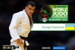 Georgii Zantaraia (UKR) - World Championships Budapest (2017, HUN) - © IJF Media Team, International Judo Federation