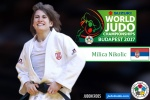 Milica Nikolic (SRB) - World Championships Budapest (2017, HUN) - © IJF Media Team, International Judo Federation