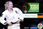 Martyna Trajdos (GER) - World Championships Budapest (2017, HUN) - © IJF Media Team, International Judo Federation