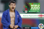 Amiran Papinashvili (GEO) - World Championships Budapest (2017, HUN) - © IJF Media Team, International Judo Federation