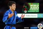 Yeldos Smetov (KAZ) - World Championships Budapest (2017, HUN) - © IJF Media Team, International Judo Federation