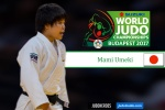 Mami Umeki (JPN) - World Championships Budapest (2017, HUN) - © IJF Media Team, International Judo Federation