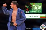 Ivaylo Ivanov (BUL) - World Championships Budapest (2017, HUN) - © IJF Media Team, International Judo Federation