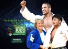 Sanne Van Dijke (NED), Jacob-Jan Van Heesvelde (BEL) - World Championships Budapest (2017, HUN) - © IJF Media Team, International Judo Federation