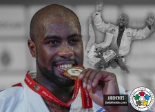 Teddy Riner (FRA) - World Open Championships Marrakech (2017, MAR) - © JudoHeroes & IJF, Copyright: www.ijf.org