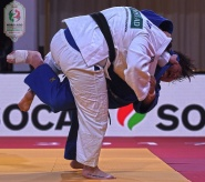Sarah Asahina (JPN) - World Open Championships Marrakech (2017, MAR) - © IJF Media Team, IJF