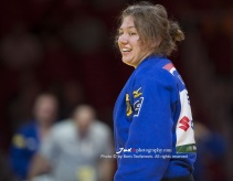 Lisa Dollinger (GER) - World Team Championships Budapest (2017, HUN) - © Boris Teofanovic