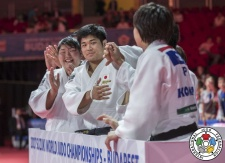 Kenta Nagasawa (JPN) - World Team Championships Budapest (2017, GEO) - © IJF Media Team, IJF