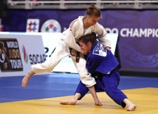 Brigitta Varga (HUN) - Cadet World Championships Santiago de Chile (2017, CHI) - © IJF Media Team, International Judo Federation