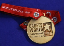 Cadet World Championships Santiago de Chile (2017, CHI) - © IJF Media Team, IJF