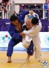 Min-Jong Kim (KOR) - Cadet World Championships Santiago de Chile (2017, CHI) - © IJF Media Team, International Judo Federation