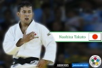 Naohisa Takato (JPN) - Photos with JudoInside news (2016, NED) - © JudoHeroes & IJF Media, Copyright: www.ijf.org