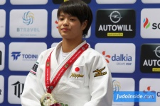 Uta Abe (JPN) - World U21 Championships Zagreb (2017, CRO) - © JudoInside.com, judo news, results and photos