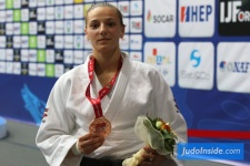 Mina Libeer (BEL) - World Championships Juniors Zagreb (2017, CRO) - © JudoInside.com, judo news, results and photos