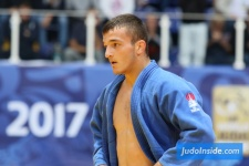 Jusuf Nurkovic (MNE) - World U21 Championships Zagreb (2017, CRO) - © JudoInside.com, judo news, results and photos