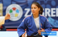 Szofi Ozbas (HUN) - World Championships Juniors Zagreb (2017, CRO) - © JudoInside.com, judo news, results and photos