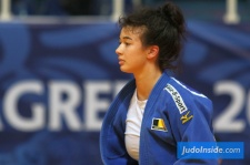 Gabriella Willems (BEL) - World U21 Championships Zagreb (2017, CRO) - © JudoInside.com, judo news, photos, videos and results
