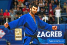 Temur Rakhimov (TJK) - World U21 Championships Zagreb (2017, CRO) - © JudoInside.com, judo news, results and photos