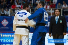 Zelym Kotsoiev (AZE) - World U21 Championships Zagreb (2017, CRO) - © JudoInside.com, judo news, results and photos