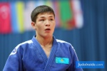 Bauyrzhan Narbayev (KAZ) - World Championships Juniors Zagreb (2017, CRO) - © JudoInside.com, judo news, results and photos
