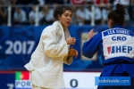 Patricia Sampaio (POR) - World Championships Juniors Zagreb (2017, CRO) - © JudoInside.com, judo news, results and photos