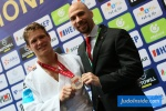 Matthias Casse (BEL), Mark van der Ham (NED) - World Championships Juniors Zagreb (2017, CRO) - © JudoInside.com, judo news, results and photos