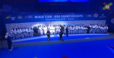 European Championships Mixed Team Ekaterinburg (2018, RUS)