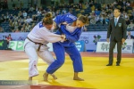 Shelley Ludford (GBR) - European Open Glasgow (2018, SCO) - © Mike Varey - Elitepix, British Judo Association