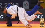 Johannes Frey (GER) - Grand Prix Agadir (2018, MAR) - © IJF Media Team, International Judo Federation