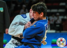 Bagrati Niniashvili (GEO) - Grand Prix Antalya (2018, TUR) - © IJF Media Team, IJF