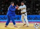 Komronshokh Ustopiriyon (TJK), Nemanja Majdov (SRB) - Grand Prix Antalya (2018, TUR) - © IJF Media Team, International Judo Federation