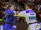 Marusa Stangar (SLO), Milica Nikolic (SRB) - Grand Prix Budapest (2018, HUN) - © IJF Media Team, International Judo Federation