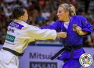 Martyna Trajdos (GER), Aimi Nouchi (JPN) - Grand Prix Budapest (2018, HUN) - © IJF Media Team, International Judo Federation