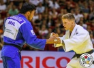 Frigyes Szabó (HUN), Odbayar Ganbaatar (MGL) - Grand Prix Budapest (2018, HUN) - © IJF Media Team, International Judo Federation